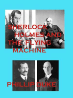 Sherlock Holmes And the Flying Machine