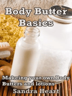 Body Butter Basics
