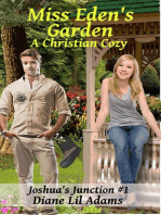Miss Eden's Garden - A Christian Cozy (Joshua's Junction #1)
