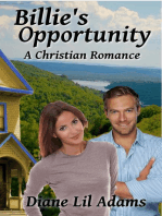 Billie's Opportunity - A Christian Romance