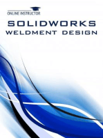 SolidWorks Weldment Design