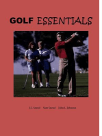 Golf Essentials (The video-text sports series)