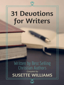 31 Devotions for Writers: 31 Devotions, #1