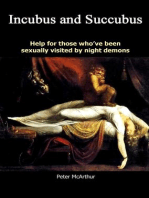 Incubus and Succubus night demons