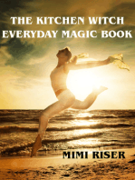 The Kitchen Witch Everyday Magic Book