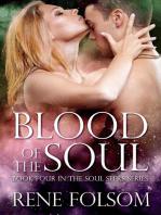Blood of the Soul (Soul Seers, #4)