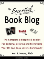 The Essential Book Blog
