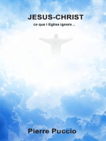 Jesus-Christ ce que l Eglise ignore ..