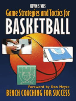 Game Strategy and Tactics for Basketball