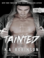 Tainted (The Torn Series, #3)