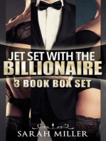 (3 Book Box Set) Jet Set With the Billionaire