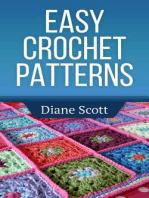 Easy Crochet Patterns (Learn How To Crochet, #2)