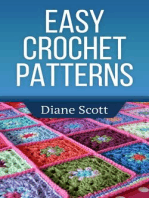 Easy Crochet Patterns (Learn How To Crochet, #2)