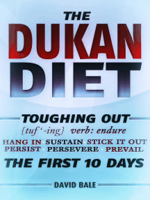 The Dukan Diet: Toughing Out The First 10 Days, #8