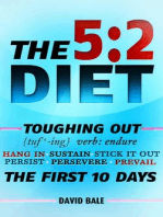 The 5:2 Diet