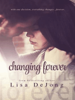 Changing Forever (Rains)