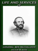 Life And Services Of General Ben McCulloch