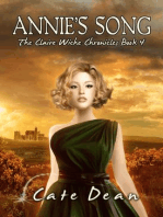 Annie's Song - The Claire Wiche Chronicles Book 4