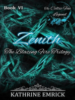 Blazing Fire Trilogy - Zenith