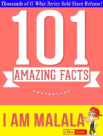 I Am Malala - 101 Amazing Facts You Didn't Know