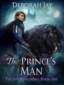 The Prince's Man: The Five Kingdoms, #1