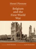 Belgium and the First World War
