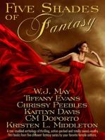 Five Shades of Fantasy