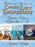Lucy Smokeheart Omnibus Edition
