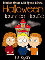 Halloween Haunted House (Rebekah, Mouse & RJ