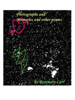 Photographs and Memories and other poems