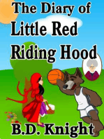 Diary of Little Red Riding Hood - Fractured Fairy Tales