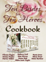 Ten Brides for Ten Heroes Cookbook