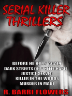 Serial Killer Thrillers 5-Book Bundle