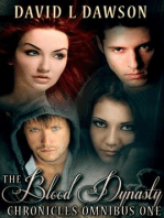 The Blood Dynasty Chronicles - Volume One Boxset