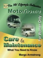 For Women Only - Motorhome Care & Maintenance