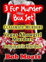 3 for Murder Box Set