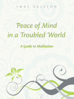 Peace Of Mind In A Troubled World