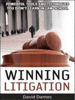 Winning Litigation