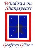 Windows on Shakespeare