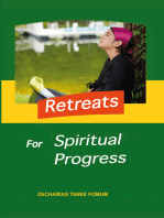 Retreats For Spiritual Progress