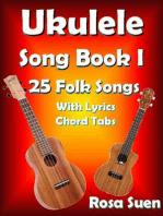 Ukulele Song Book 1
