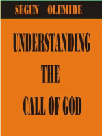 Understanding The Call of God