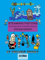 Steaming Pistons Steampunk Compendium I
