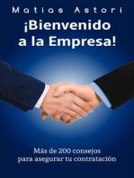 Bienvenido a la Empresa