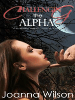 Challenging the Alpha (Paranormal Werewolf Romance)