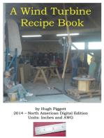 A Wind Turbine Recipe Book 2014 English Units Edtion