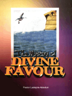 The Mystery of Divine Favour