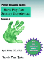 More! Play Date Sensory Experiences