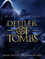 Defiler of Tombs (Kormak Book Two)