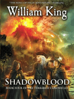 Shadowblood (Volume Four of the Terrarch Chronicles)